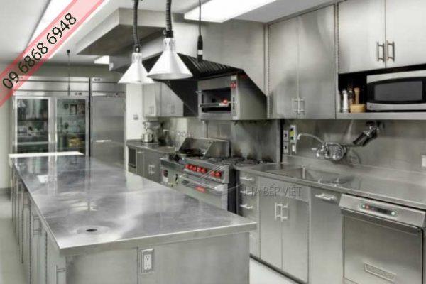 Tủ bếp inox 304 cao cấp