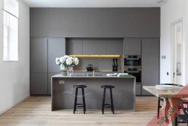 Dịch vụ lắp đặt tủ bếp cổ điển bảo hành chu đáo HCM