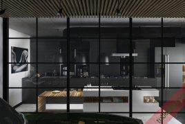 Các mẫu tủ bếp cổ điển đẹp nhất năm 2020