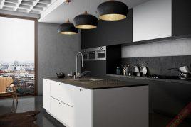 Bán tủ bếp gỗ ash đảm bảo chất lượng