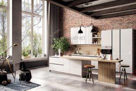 Xưởng sản xuất các loại tủ bếp gỗ ash đẹp chất lượng