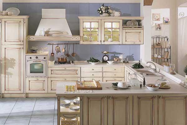 Tủ bếp gỗ Sồi số 19