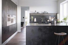 Bán tủ bếp gỗ xoan đào đảm bảo chất lượng