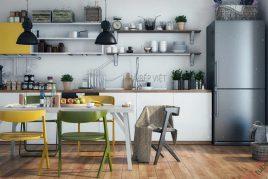 5 cửa hàng cung cấp tủ bếp gỗ xoan đào giá tốt nhất