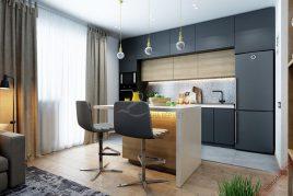 Bán tủ bếp laminate đảm bảo chất lượng