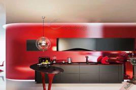 Xưởng sản xuất các loại tủ bếp laminate đẹp và chất lượng