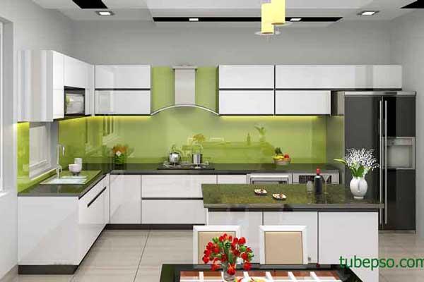 Tủ bếp Tecnolux – Zennolite