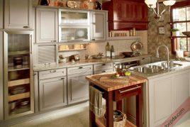 Cửa hàng cung cấp tủ bếp gỗ dổi giá tốt nhất