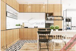 Cửa hàng cung cấp tủ bếp gỗ hương giá tốt nhất