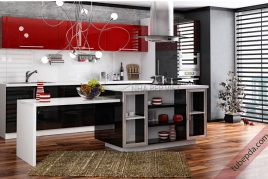 Bán tủ bếp sát trần đảm bảo chất lượng
