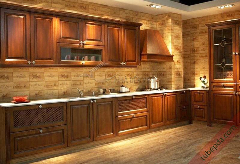 tủ-bếp-gỗ-sồi-mỹ (2)