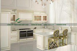 Địa chỉ cung cấp tủ bếp gỗ hương uy tín, đảm bảo chất lượng