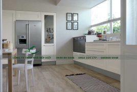 Những lưu ý khi lựa chọn tủ bếp gỗ việt cho phòng bếp