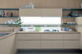Tủ bếp nhựa picomat sự lựa chọn hàng đầu của khách hàng