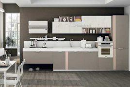 5 mẫu tủ bếp MDF An Cường đẹp, tiện dụng cho nhà nhỏ