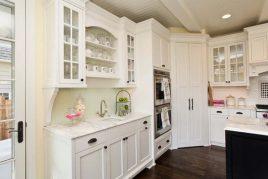 Thiết kế tủ bếp hiện đại dành cho tủ quần áo
