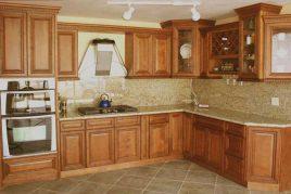 Giá tủ bếp gỗ gõ đỏ có đắt không? Nhà Bếp Việt: 1900779942