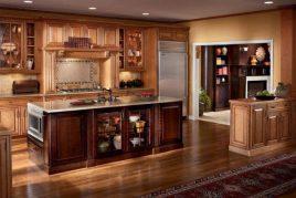 Vì sao tủ bếp gỗ sồi Mỹ lại được ưa chuộng tại TPHCM?