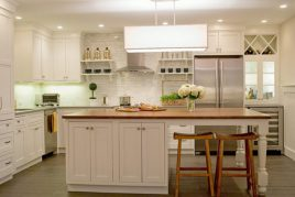 Mẫu tủ bếp tân cổ điển giá rẻ tại HCM | Hotline: 1900779942