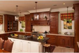 Kinh nghiệm chọn tủ bếp gỗ gõ đỏ chi tiết nhất
