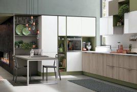 Nên chọn lắp đặt tủ bếp gỗ hay tủ bếp nhựa?