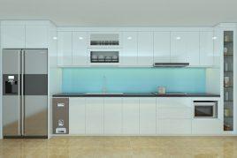 Địa chỉ lắp đặt tủ bếp nhựa Acrylic Uy tín – Chất lượng