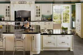 Tìm hiểu về tủ bếp tân cổ điển