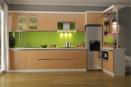 Tủ bếp Laminate là gì? Ưu điểm của tủ bếp Laminate?