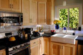 Tủ bếp tân cổ điển cho 2020 sang trọng, đẳng cấp