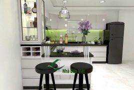 Tủ bếp Acrylic cao cấp – Những lưu ý khi chọn lựa