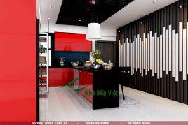 Thi Công Tủ Bếp Acrylic Đẹp & Chất Lượng Theo Thiết Kế