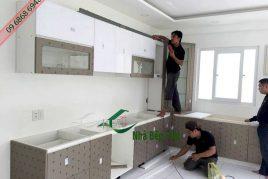 Mẫu Thi Công Tủ bếp TP Hồ Chí Minh