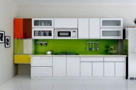 Tủ bếp Acrylic sự lựa chọn tối ưu cho khách hàng.