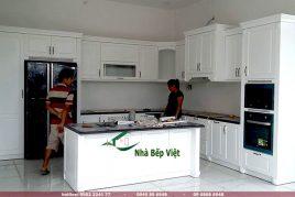 Xưởng đóng tủ bếp uy tín tại Tp.HCM