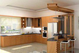 Các Lý Do Bạn Nên Chọn Tủ Bếp Gỗ Tự Nhiên