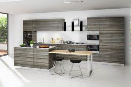 Những mẫu tủ bếp gỗ An Cường đẹp nhất