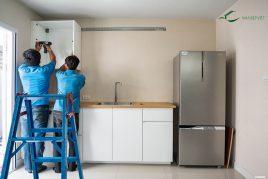 Sửa Tủ Bếp Tại Nhà – 30 Phút Có Mặt & Giá Tốt TPHCM